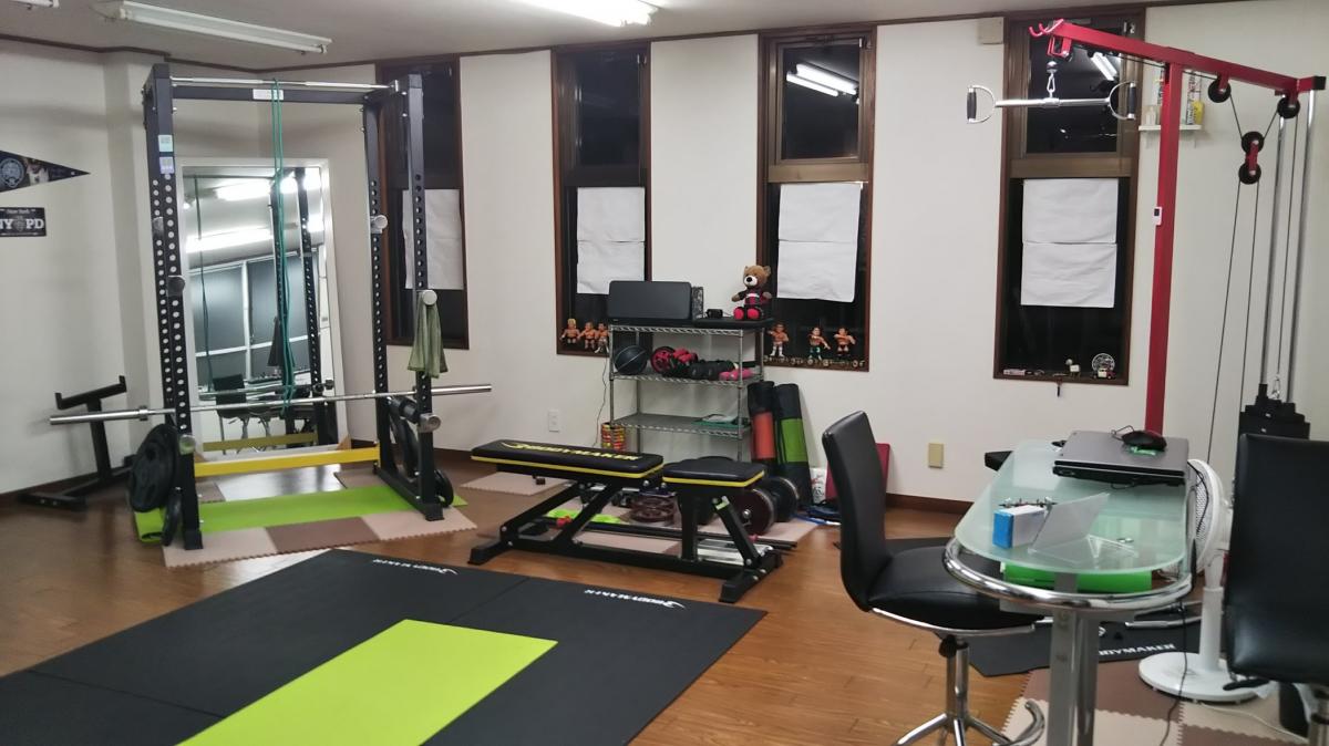 東村山パーソナルトレーニングスタジオRe-bornの画像